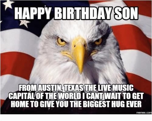 happy birthday son meme