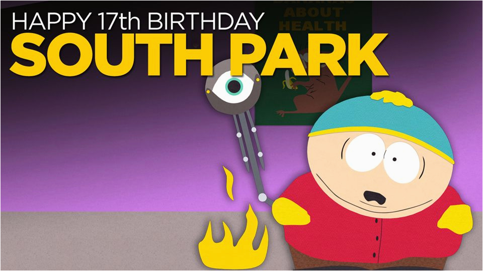 south park celebrates its 17th birthday