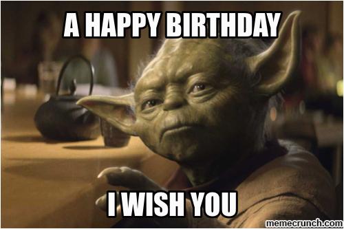 yoda birthday