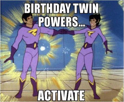 superhero birthday memes