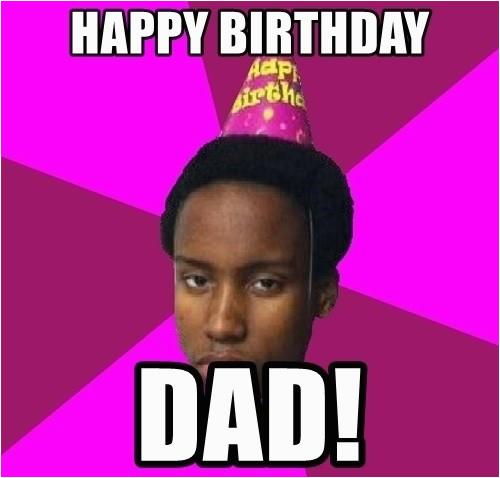 happy birthday dad memes