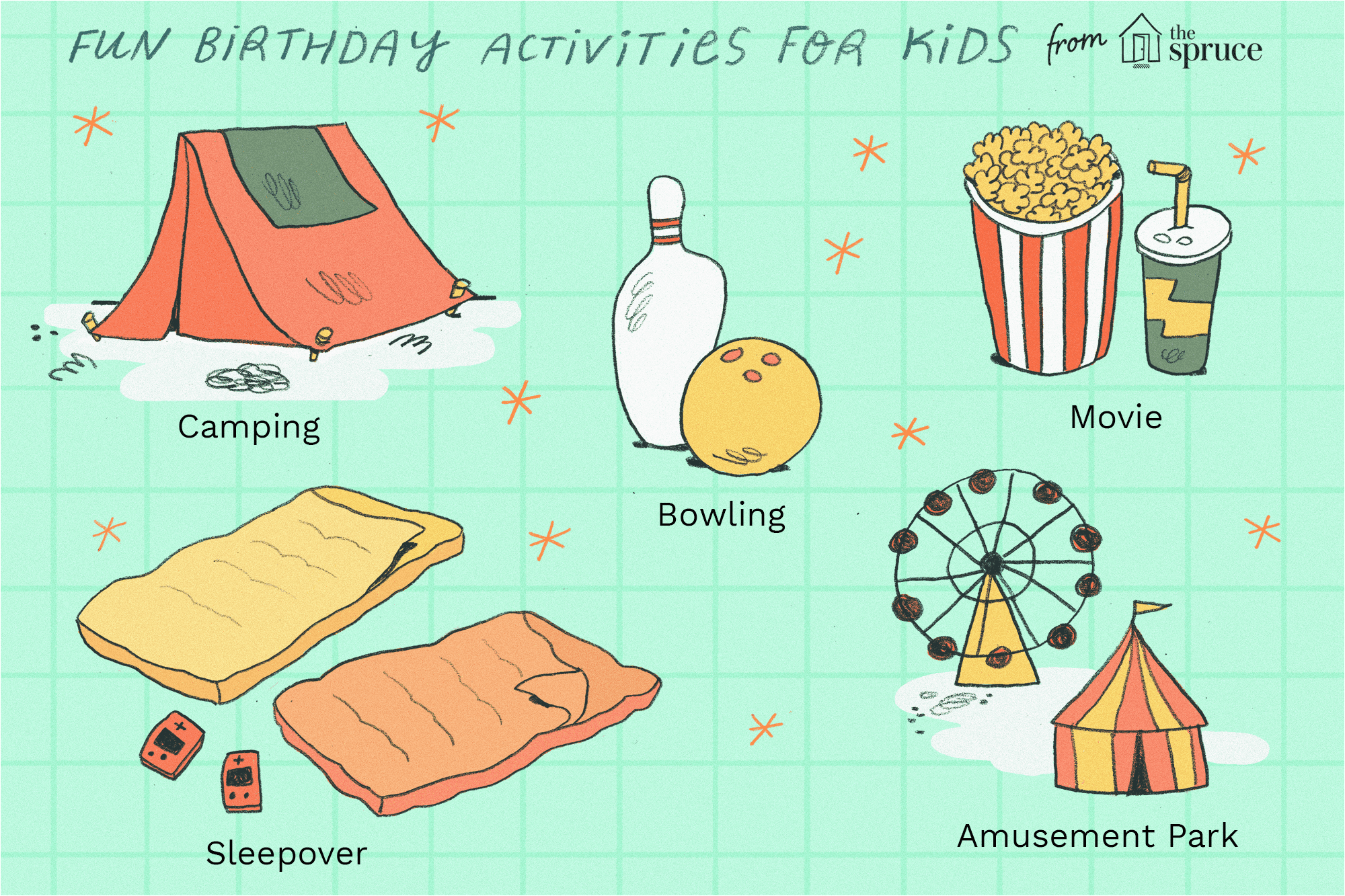 things to do for 16th birthday besides party