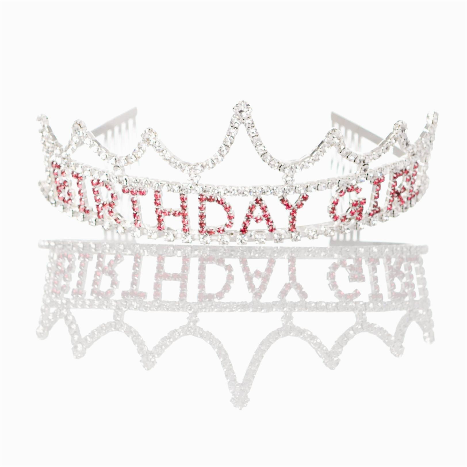 birthday girl tiara