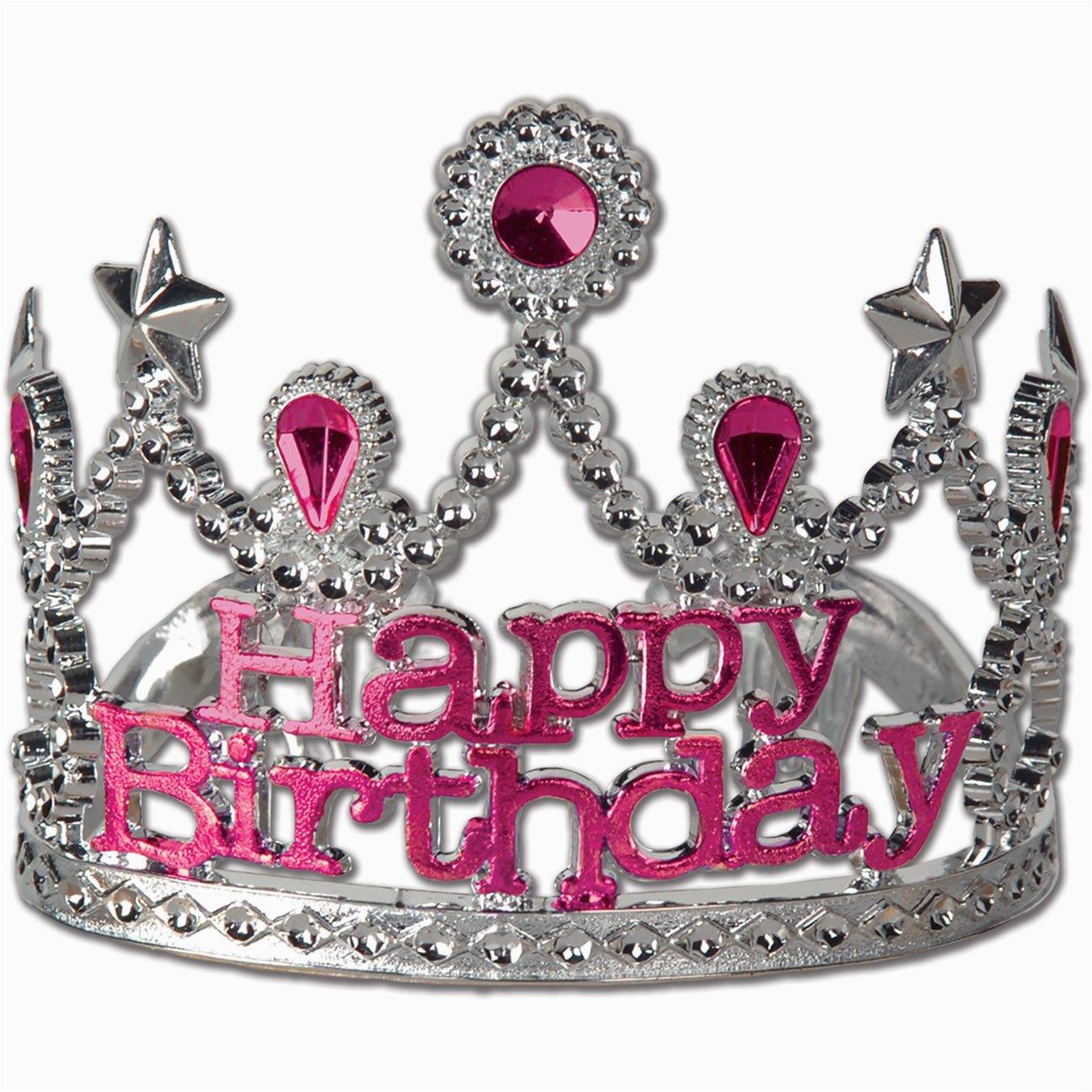princess birthday tiaras