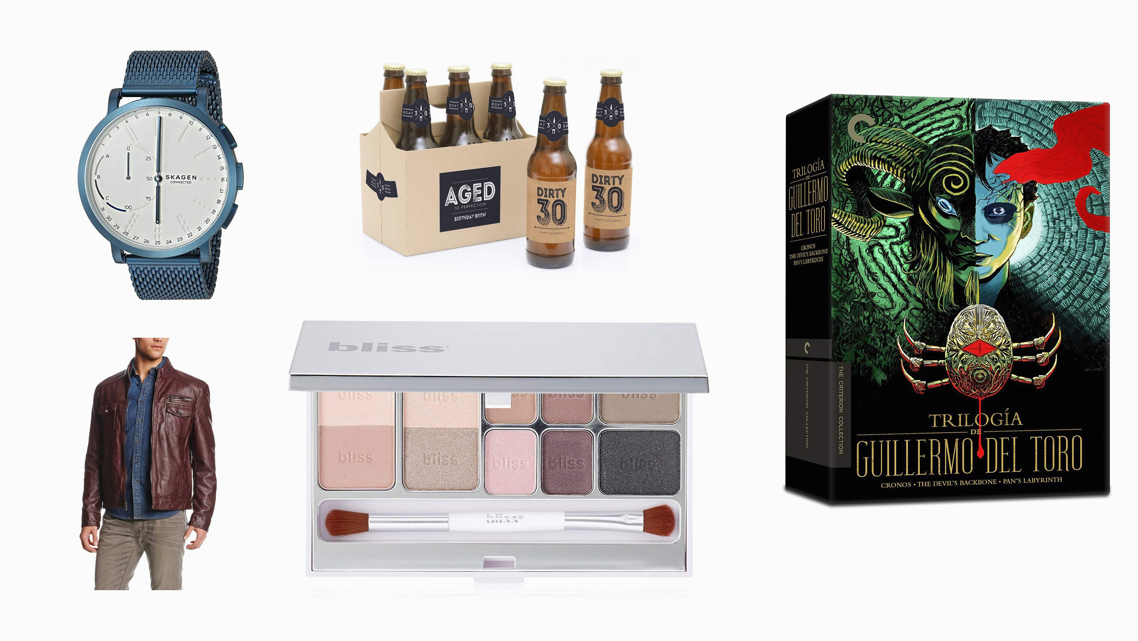 top best 30th birthday gifts for men women ideas