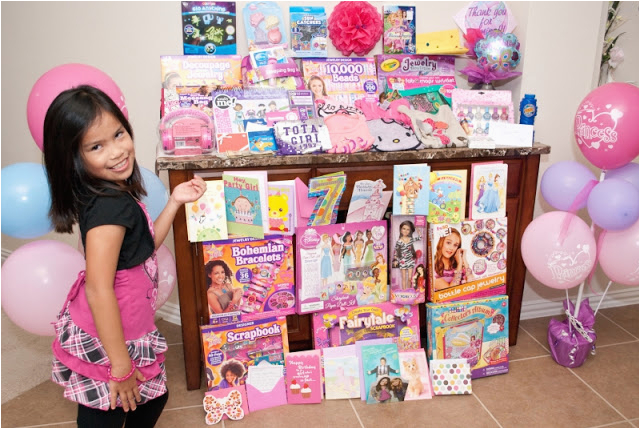 7 treasure gift ideas for 7th bday