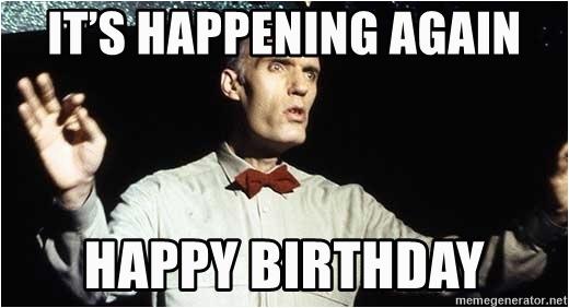 Twin Peaks Birthday Meme It S Happening Again Happy Birthday Twin Peaks Giant