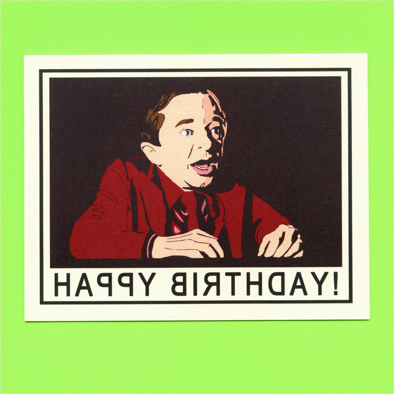 twin peaks birthday card twin peaks
