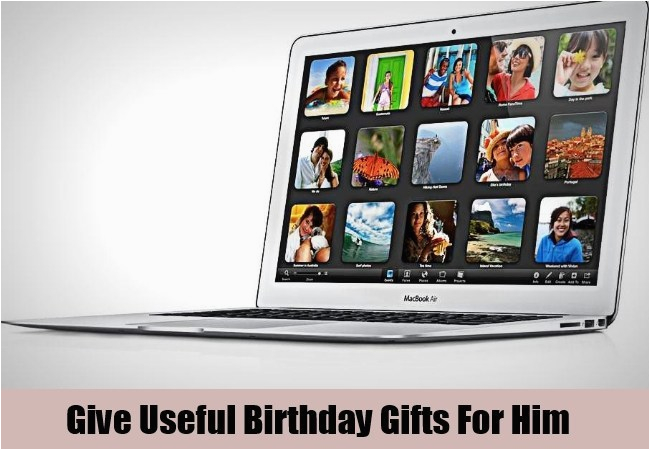 Useful Birthday Gifts for Him Special Surprise Birthday Ideas for Him How to Surprise