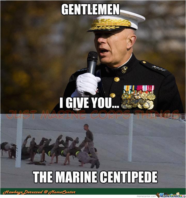 marine corps memes