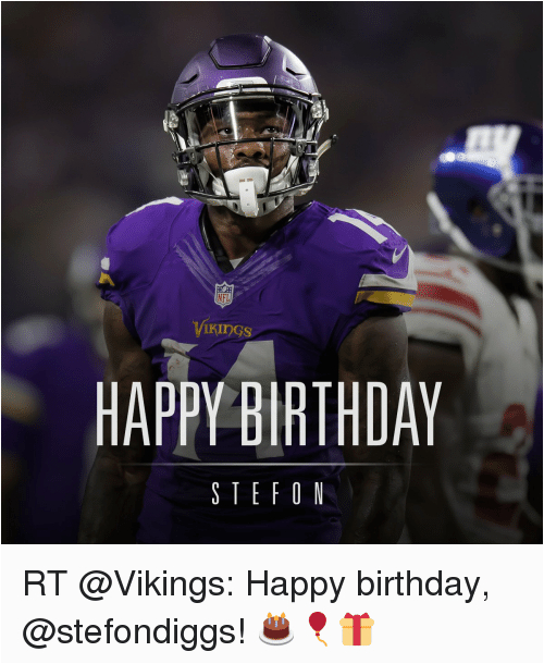 birthday viking