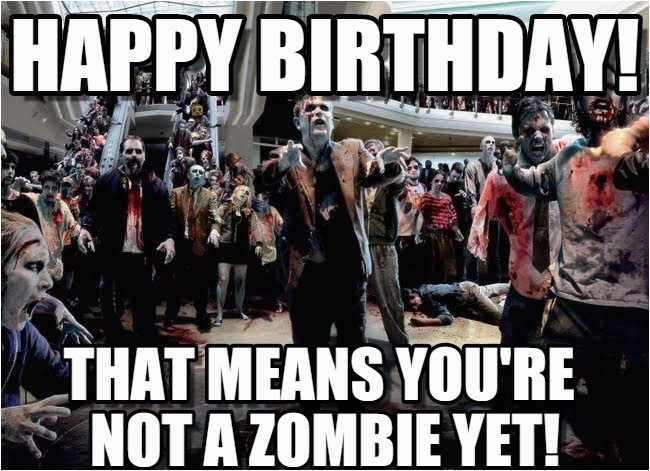 Walking Dead Birthday Memes top Hilarious Unique Happy Birthday Memes Collection