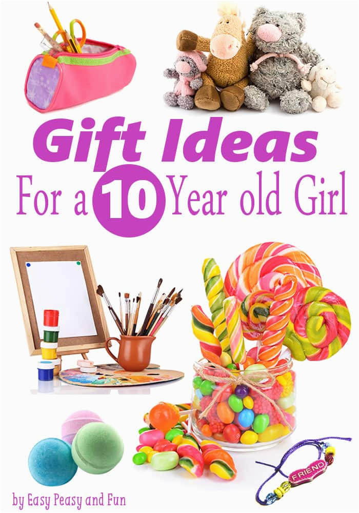 gifts for 10 year old girls