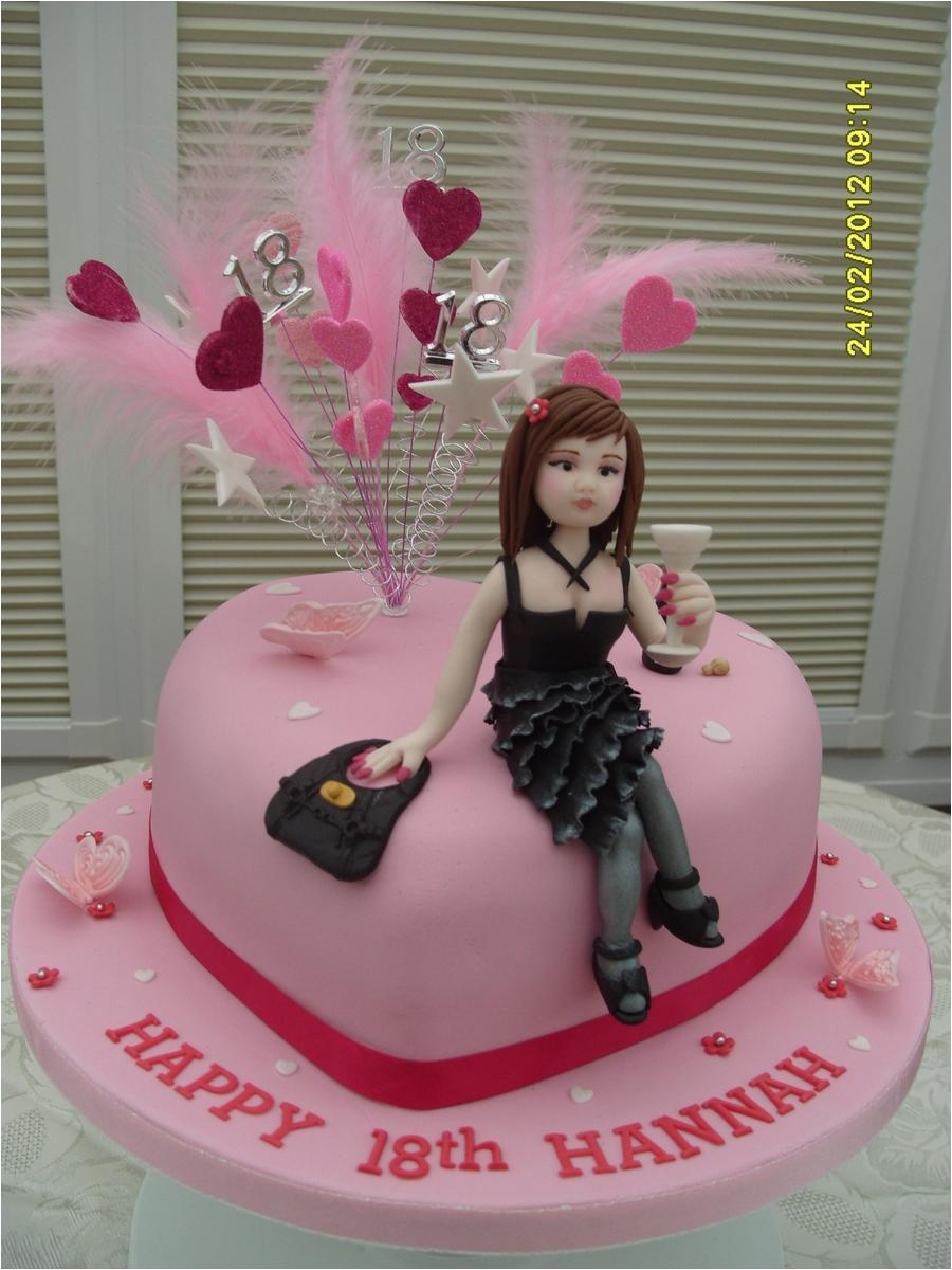 party girl 18th birthday