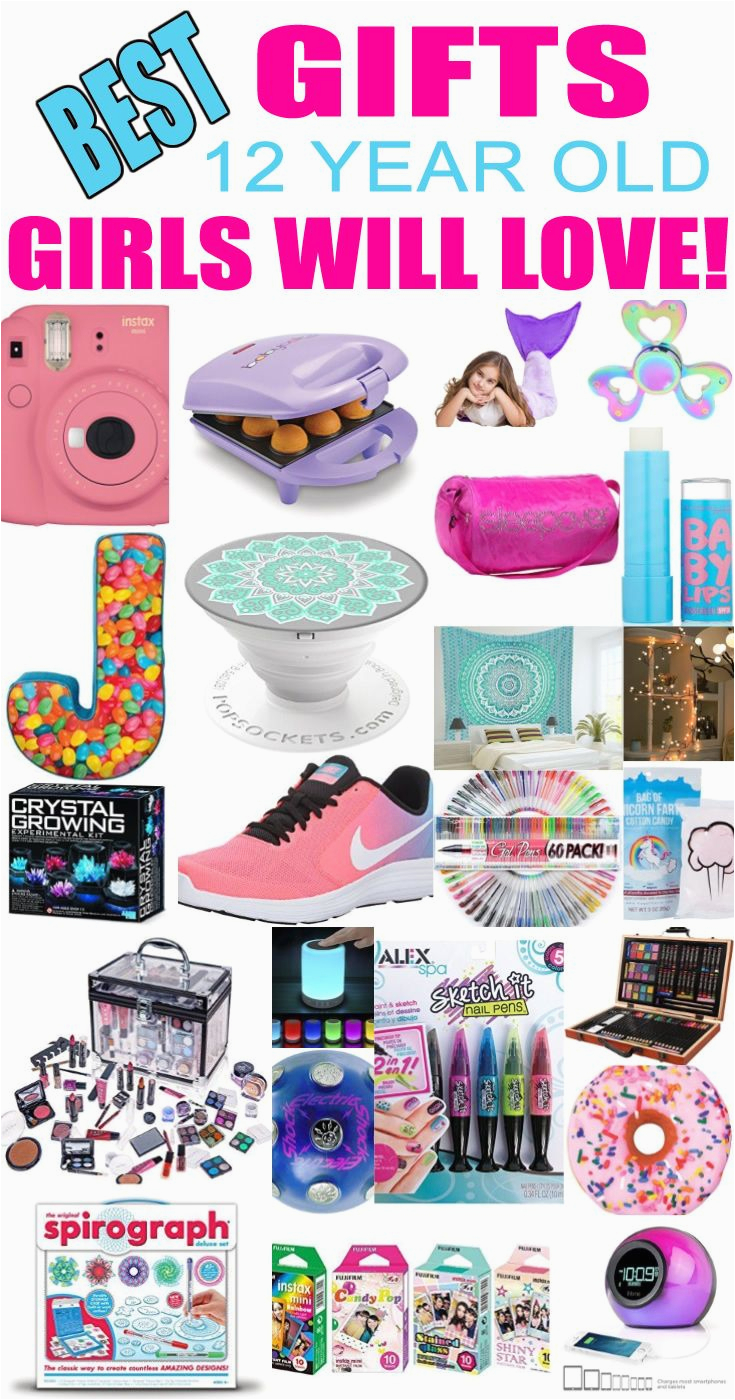 What to Get for A 12 Year Old Birthday Girl Best Gifts for 12 Year Old Girls Gift Guides Gifts