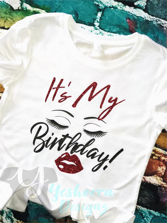 birthday girl shirt birthday t shirt