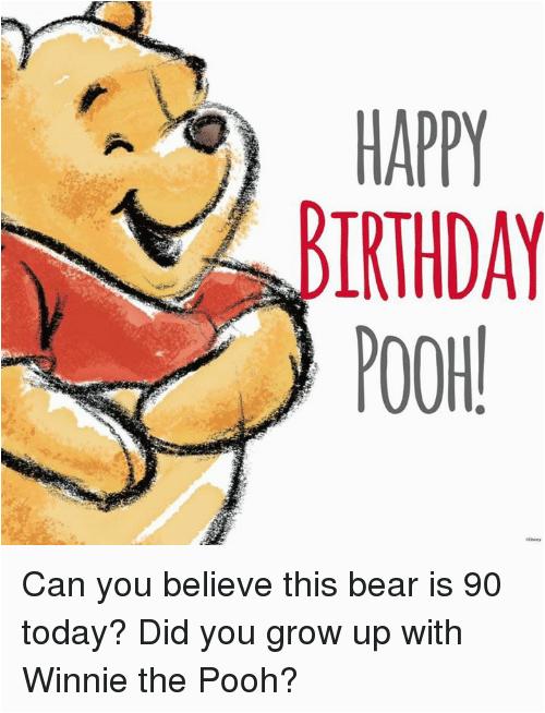 Winnie the Pooh Happy Birthday Meme 25 Best Memes About Winnie the Pooh Winnie the Pooh Memes