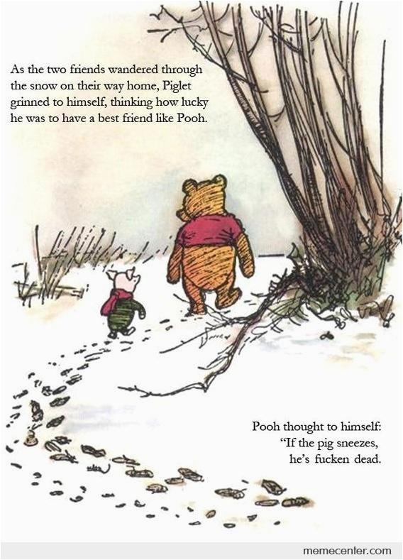 winnie the pooh uncensored