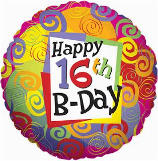 happy un sweet 16th birthday