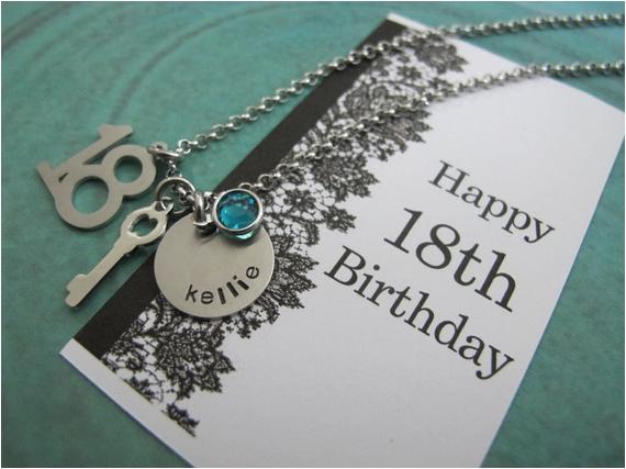 best friend jewellery 18th birthday