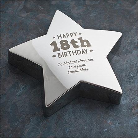 18th birthday gifts