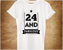 24th birthday gift