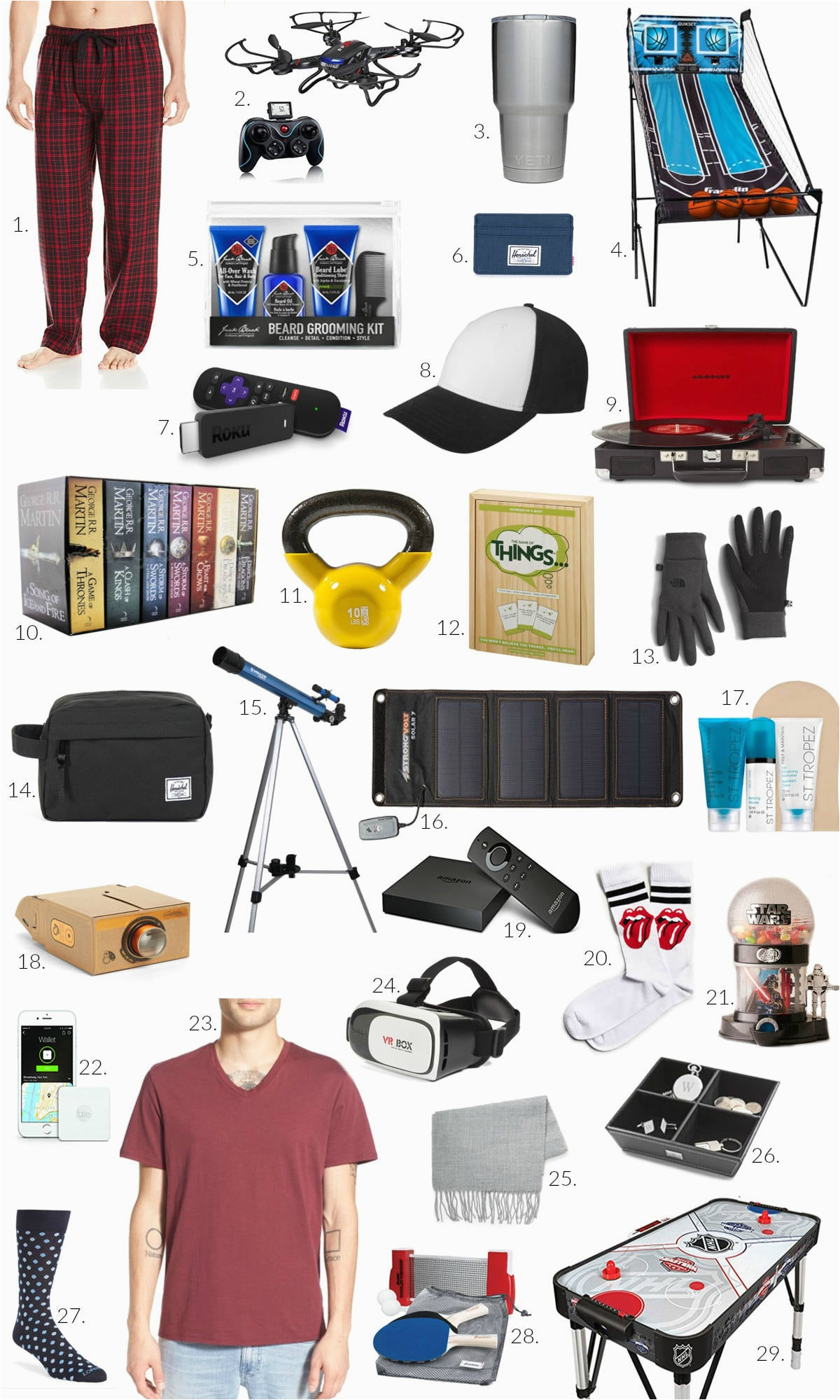 gifts for him under 100