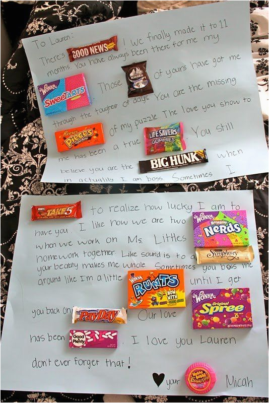 30 Days Of Birthday Gifts for Him 17 Best Images About Cute Boyfriend Gifts On Pinterest