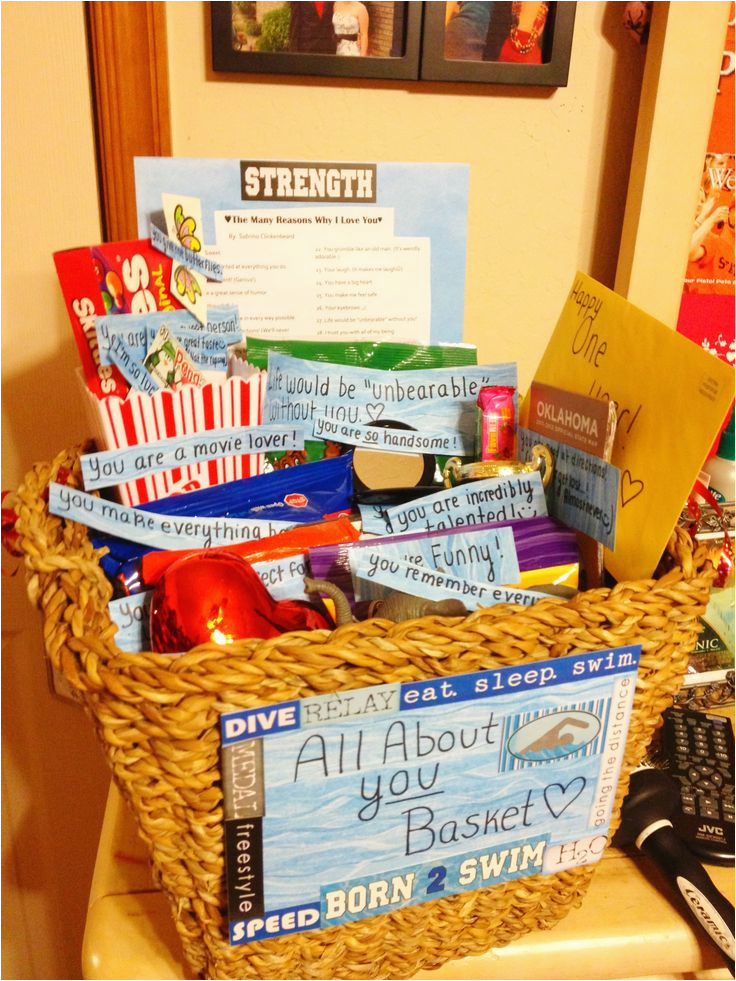 15 diy romantic gifts basket for valentines day