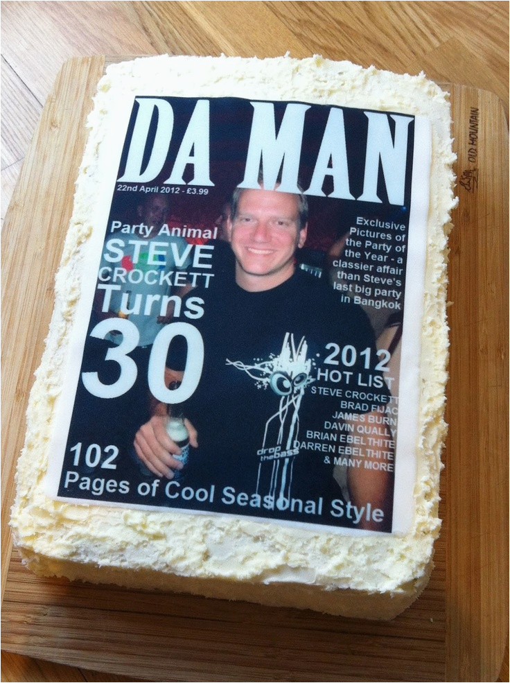30th Birthday Ideas for Him Ebay Loryn Loves A Very Manly 30th Birthday Party I Would