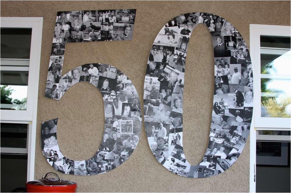 surprise vintage theme 50th birthday party