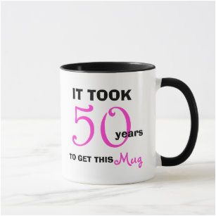 funny 50th birthday gifts