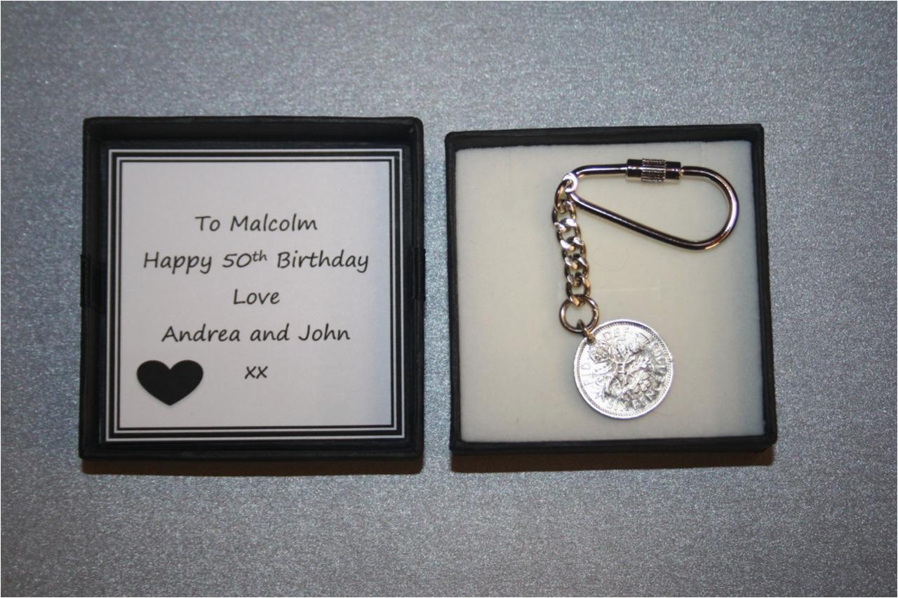 50th birthday gift ideas for mum uk
