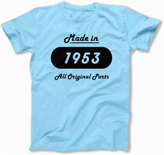 funny birthday t shirt 65th birthday