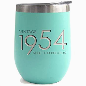 65th Birthday Gifts for Husband Amazon Com 1954 65th Birthday Gifts for Women and Men