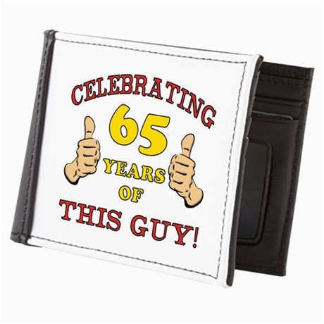 65th birthday gift for him mens wallet 857238629