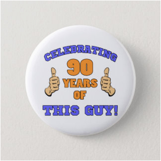 90th birthday for men gifts