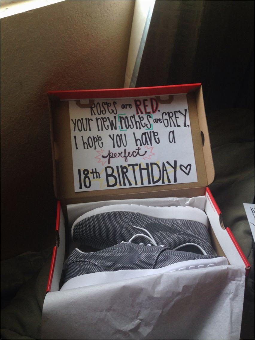 18th birthday gift ideas boyfriend st29 hta