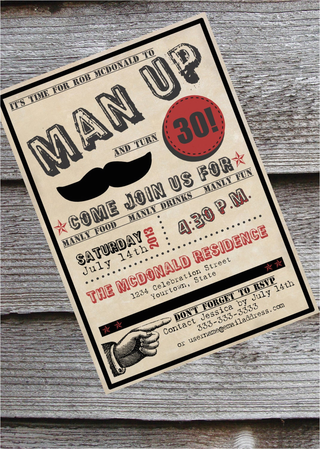 30th birthday quotes for men