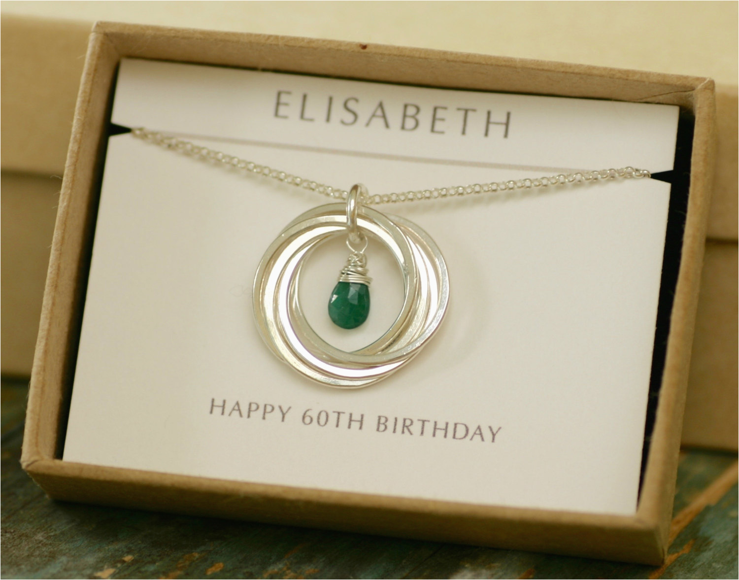 60th birthday gift for mum gift for