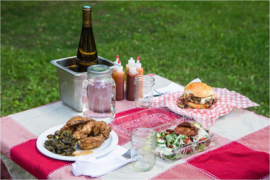 the triple crown dinette picnic paradise