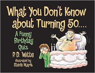 Birthday Gag Gifts for Him 50th Birthday Gag Gifts