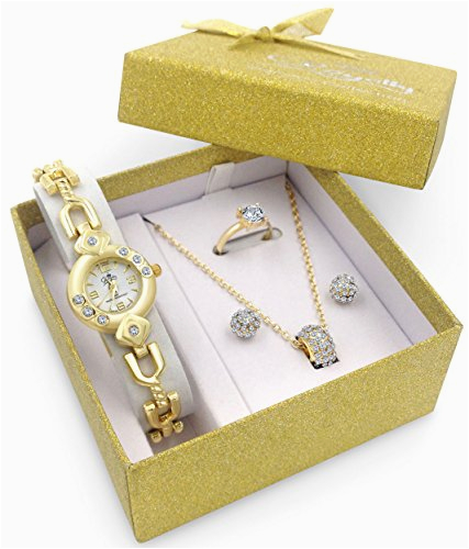 11761090 royalty watch jewelry gift set girlfriend female wife mom sister daughter her birthday