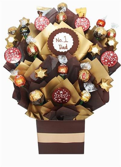best dad chocolate bouquet 378