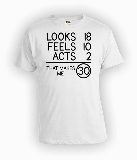 30th birthday shirt birthday t shirt