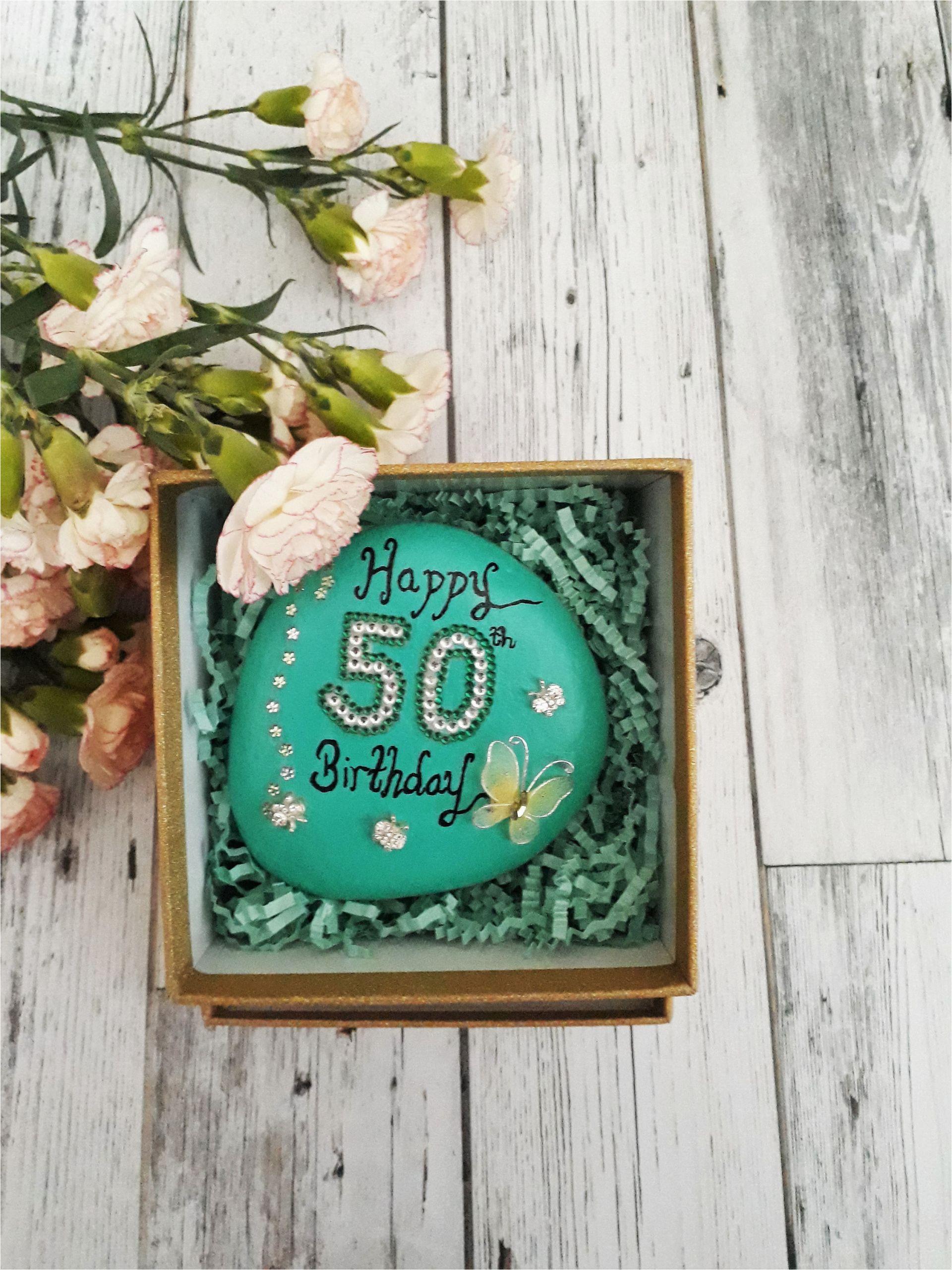 50th birthday gift for her 50th birthday