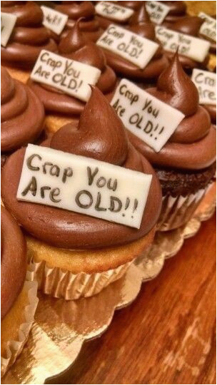 Birthday Gifts for 50 Year Old Husband Insult Cupcakes Fun and Creative 50th Birthday Party