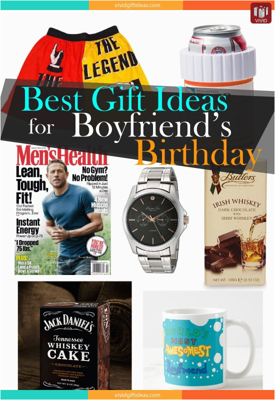 best gift ideas boyfriends birthday