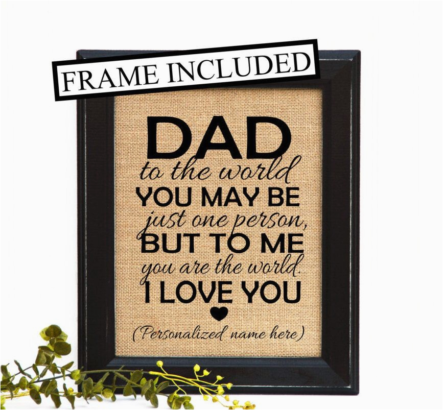 Birthday Gifts for Daddy From Daughter Father From Daughter Father From son Dad Birthday Gift