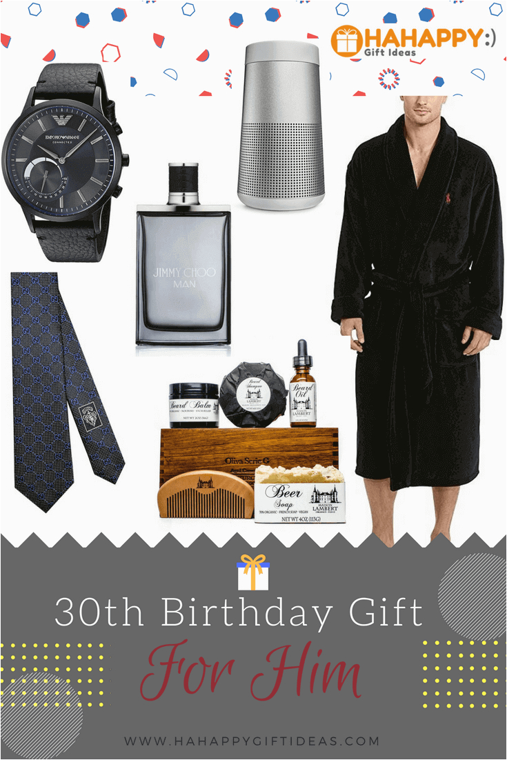 Birthday Gifts for Him 16 Best 30th Birthday Gifts for Him